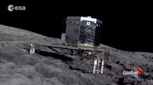 A farewell to Philae 2 years after historic comet landing